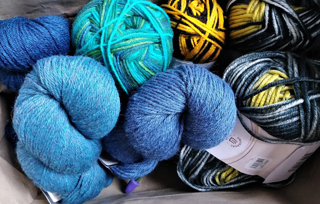 The Center of the Yarniverse in Ashland, VA sells yarn for every budget.