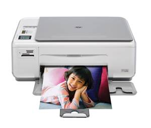HP Photosmart C4210