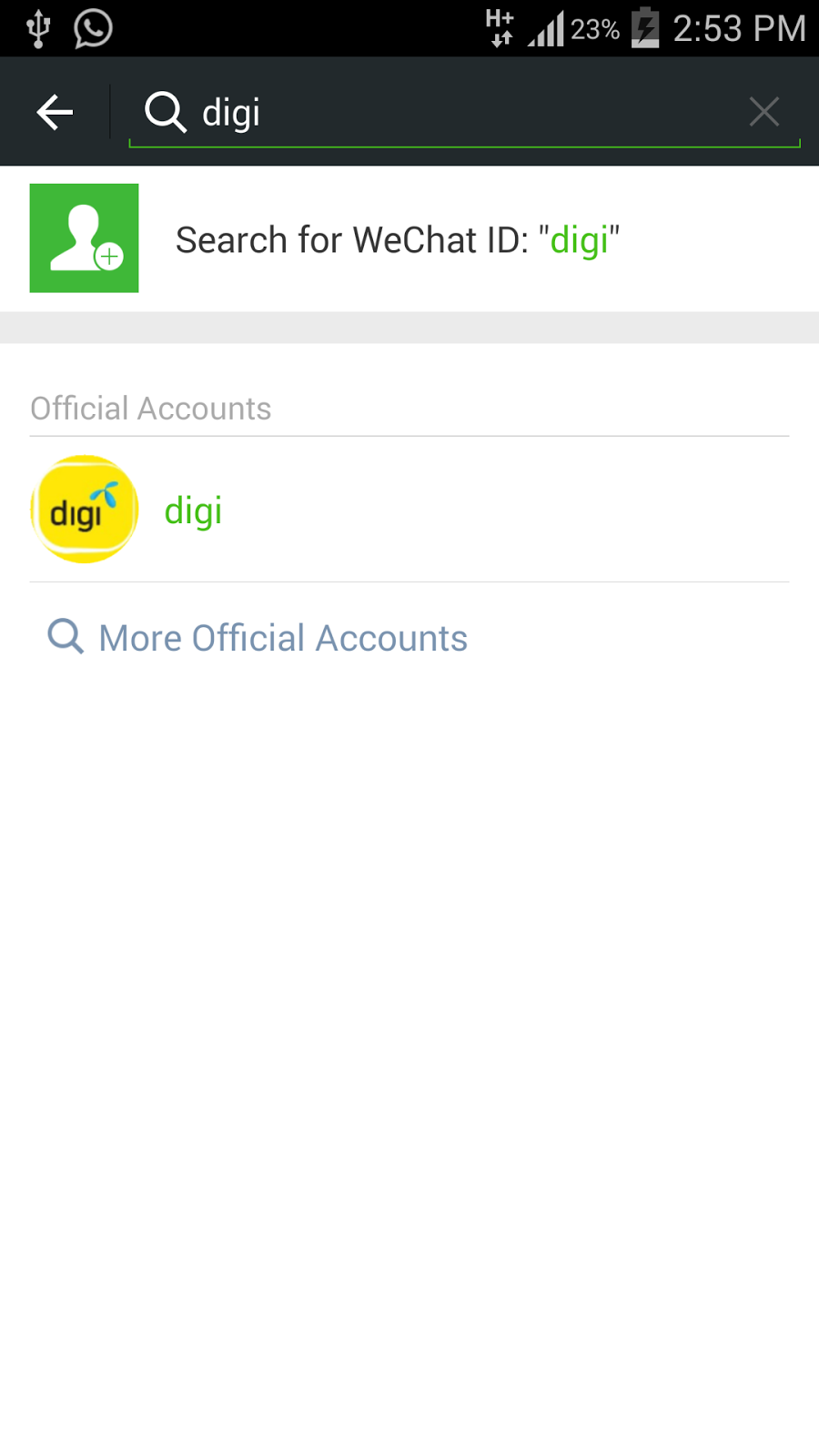 My Little Space 我的天地: How to check remaining DiGi mobile