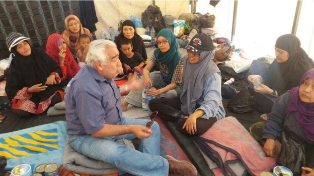 Mahfud Md: Mata Anak-anak WNI di Suriah Seperti Ingin Membunuh