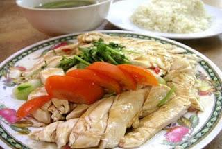 Resep Masakan Dan Cara Membuat Ayam Hainan Enak Dan Spesial