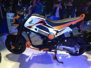 Motor Honda Navi Rp 7,5 juta