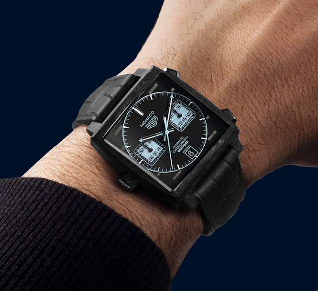 TAG Heuer Monaco wristhot