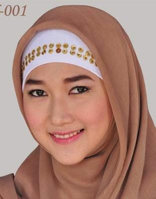 Tips Mudah Memilih Jilbab Yang Sesuai Dengan Bentuk Wajah