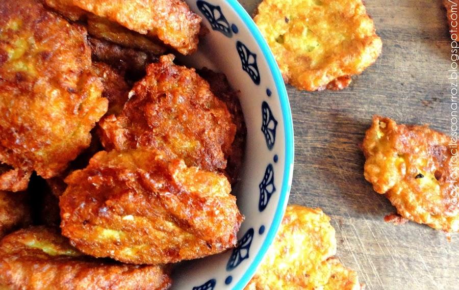 croquetas de maiz sin gluten