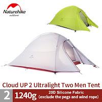 Купить треккинговую палатку Naturehike