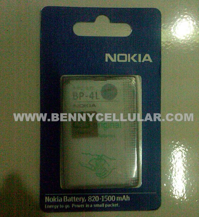 Battery Nokia BP-4L 95%