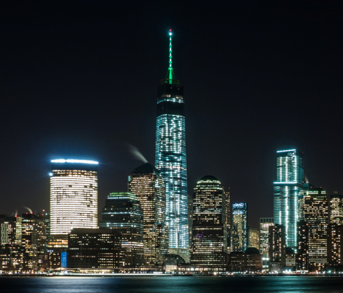 Barbizon Lighting Projects Illuminate the New York Skyline ...