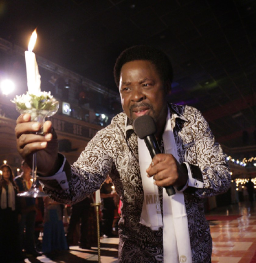 BREAKING!! SENIOR PROPHET T.B JOSHUA DROPS 2017 PROPHECIES CONCERNING NIGERIA, BUHARI AND THEY ARE INDEED VERY SCARY [MUST READ]