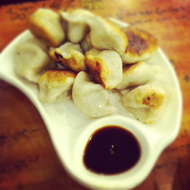 Soup Kitchen Boston: The Small Boston Kitchen: Gourmet Dumpling House, Chinatown