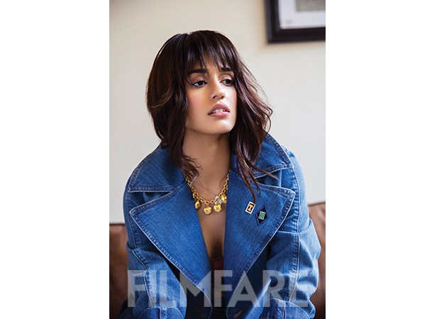 Disha Patani Filmfare Photoshoot 2017