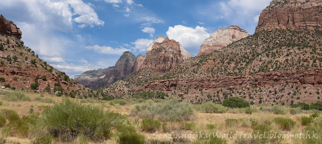 錫安國家公園 Zion National Park
