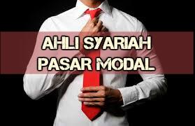 Ahli Syariah Pasar Modal (ASPM)