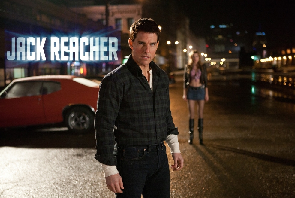 Jack Reacher 1 Trailer