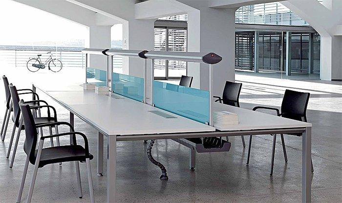 Constructora crim ltda for Distribucion de oficinas modernas