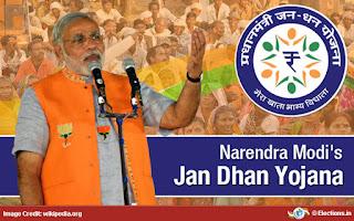 Jan Dhan Yojana And It's Benefits