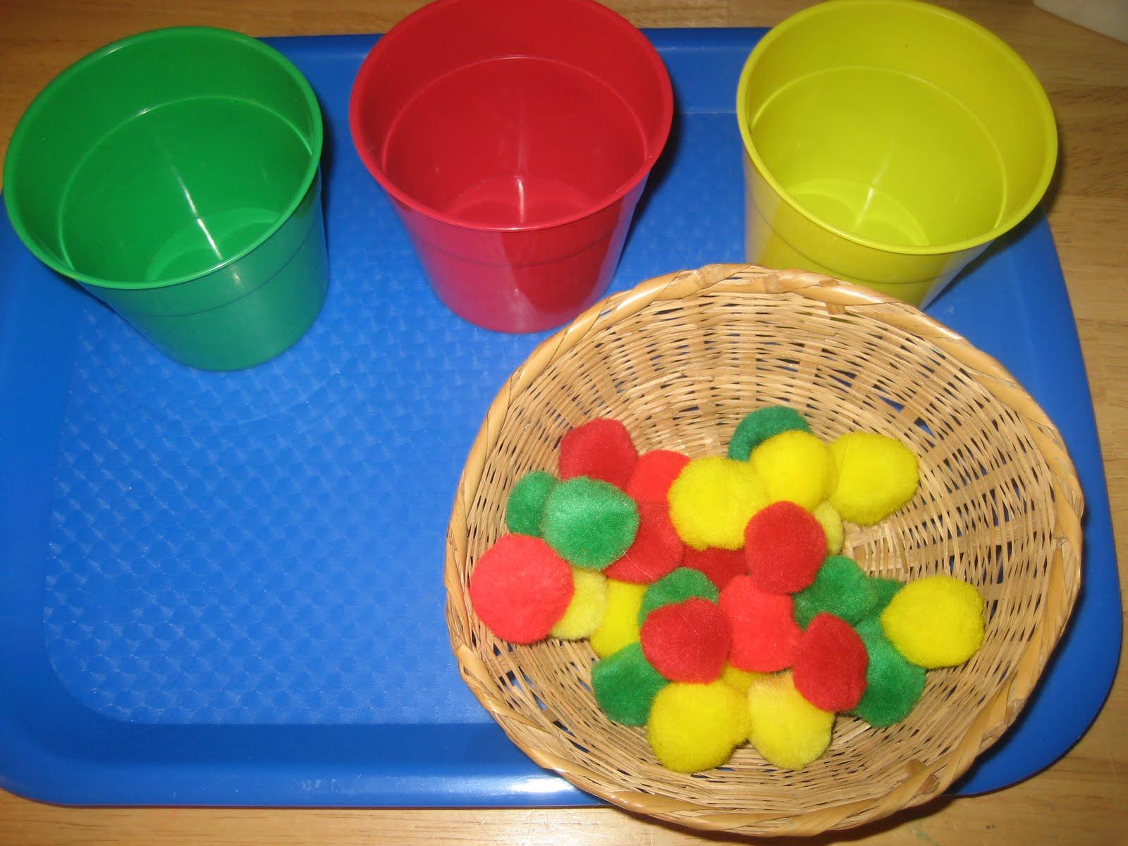 The Preschool Experiment Tot School Apple Trays