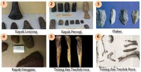 peralatan zaman batu