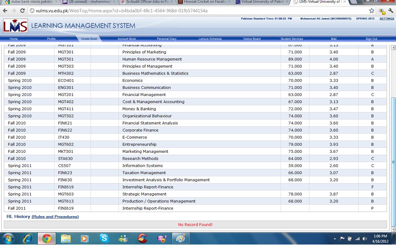 mgt101 final term paper 2012