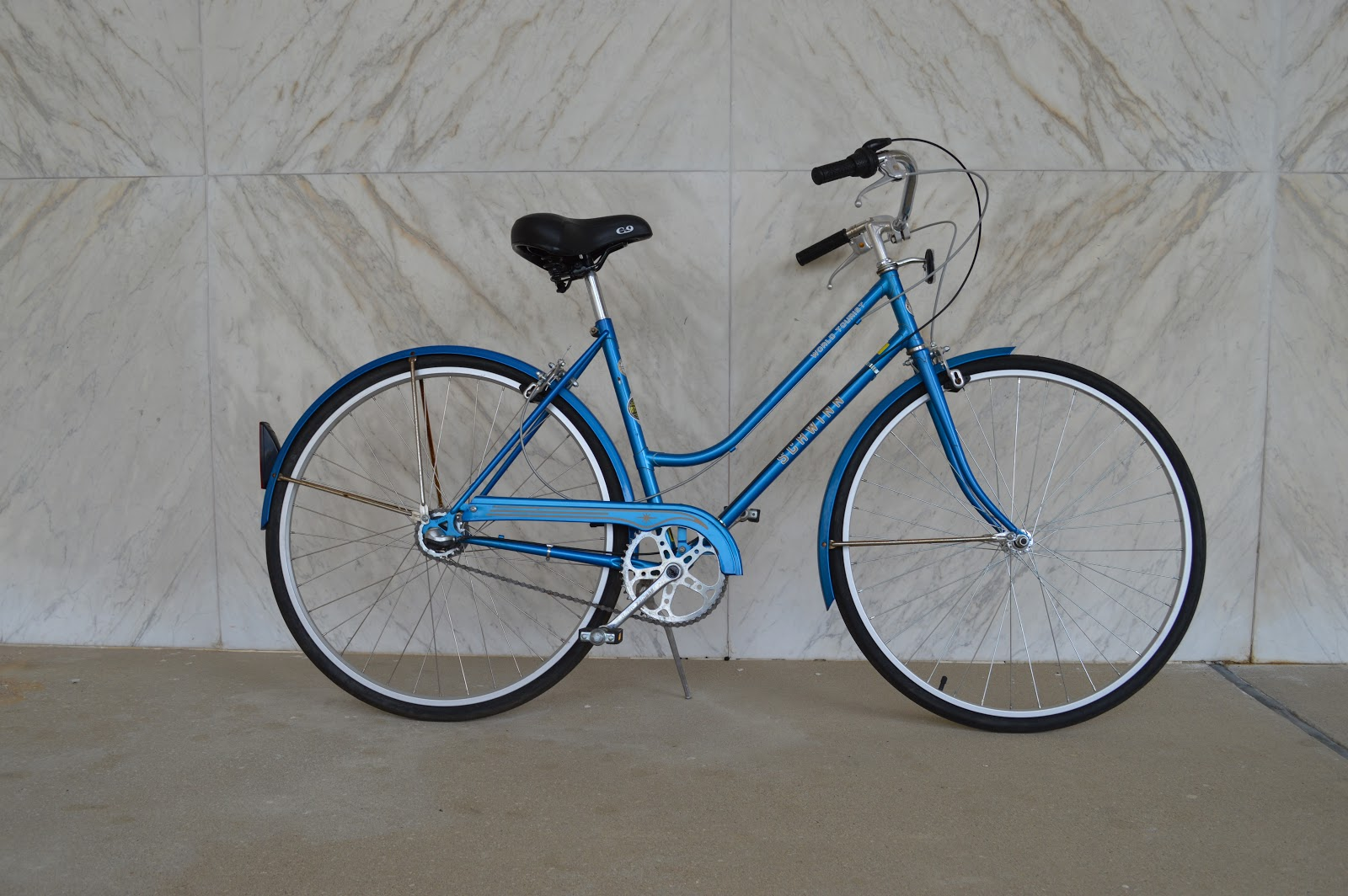 J Turn 1981 Schwinn World Tourist