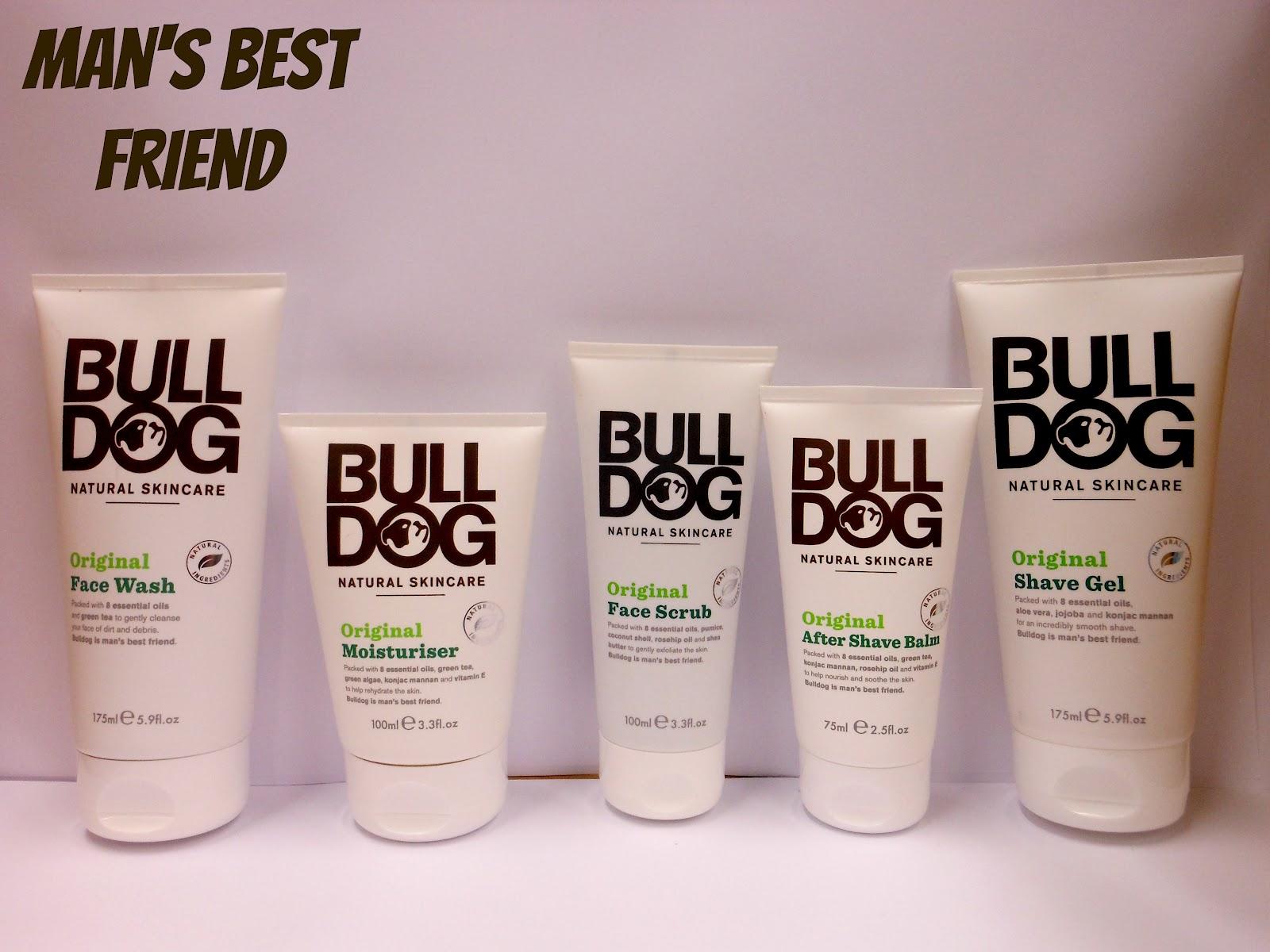 cherrysue, doin' the do: new to ireland: bulldog natural skincare