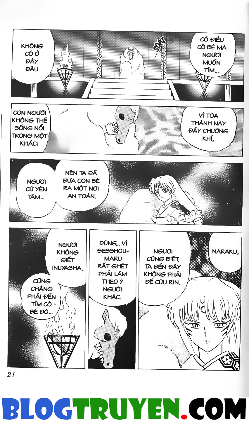 Inuyasha vol 23.1 trang 19