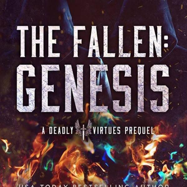 [COVER REVEAL] The Fallen: Genesis de Tillie Cole