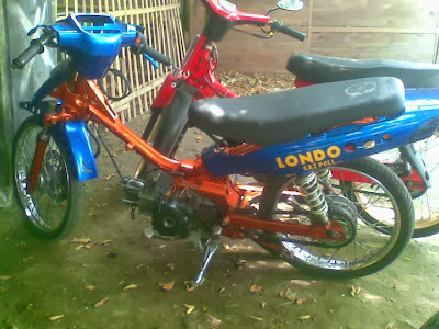 Variasi Modifikasi Motor Crypton