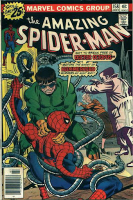 Amazing Spider-Man #158, Dr Octopus and Hammerhead