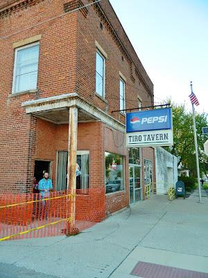 Tiro Tavern in Tiro, Ohio