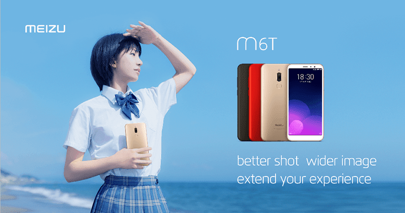 Meizu M6T with dual cam is coming to the Philippines