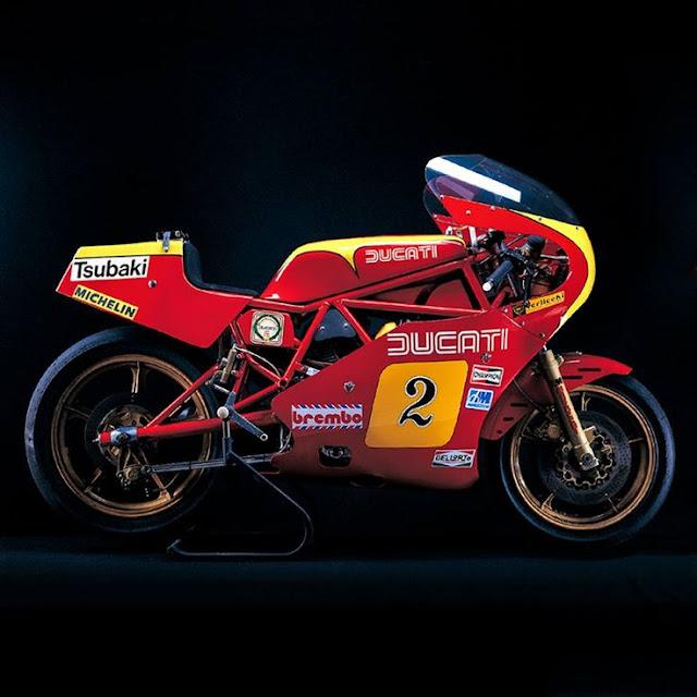 Ducati TT Pantah