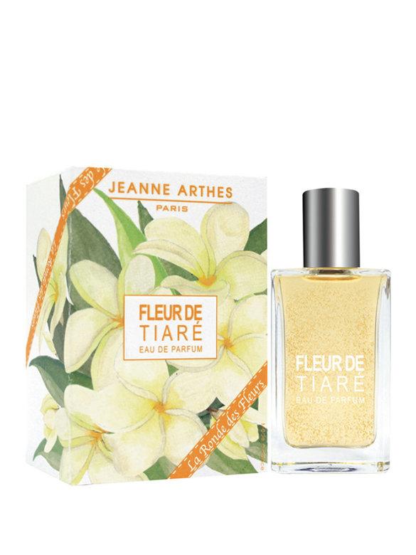Parfum original ieftin Jeanne Arthes La Ronde des Fleur de Tiare, 30 ml, pentru femei