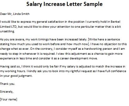 Salary increment request letter sample doc cover letter salary increase letter template increment letter spiritdancerdesigns Choice Image