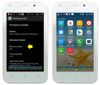 Download Firmware Advan S4P