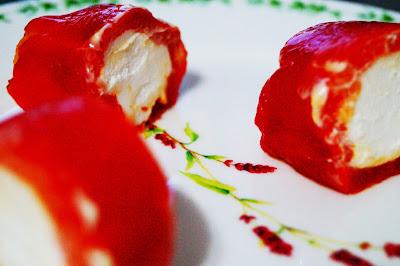 ricetta rolls di peperoni