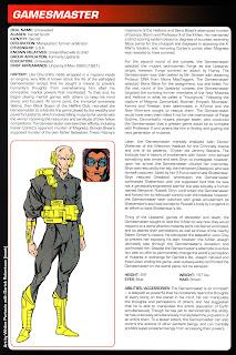 Amo del Juego Comics Marvel