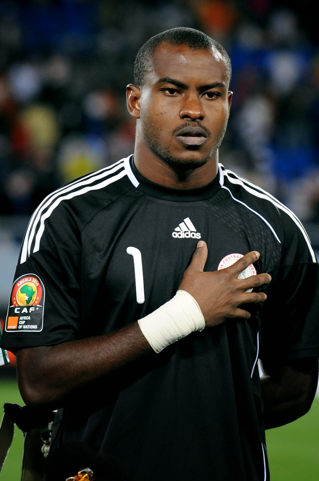 101092 Enyeama, Musa, Toure, Adebayor nominated for CAF African player of the year