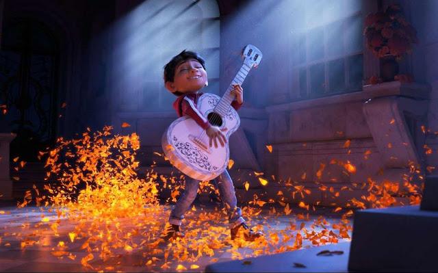 Setelah menghidupkan mainan dalam film  Coco, Film Terbaru Disney Pixar yang Mengeksplorasi Alam Kematian