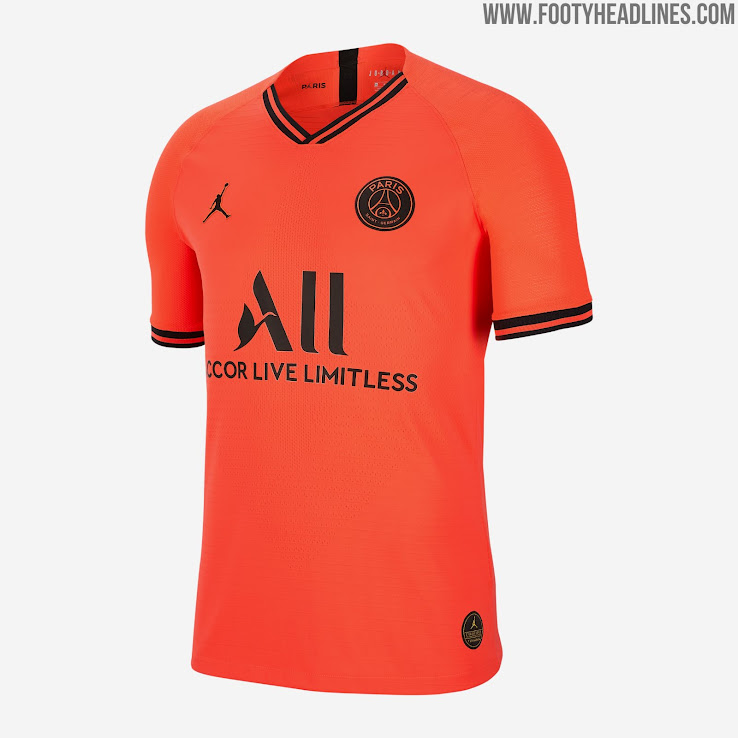 Jordan Psg 19 20 Away Kit Released Footy Headlines