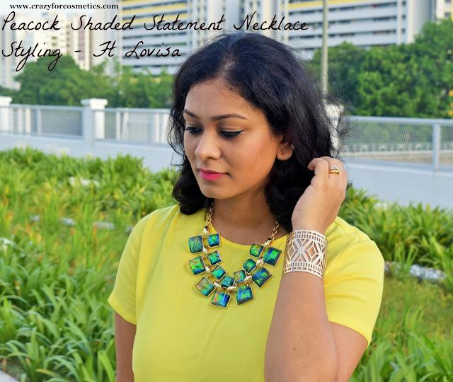 Singapore beauty and fashion blogger
