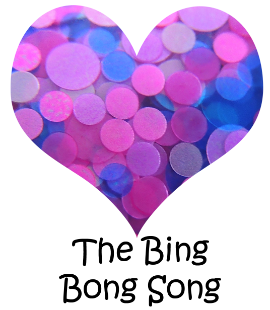 Bing Bong Glitter Topper  Nail Polish Collection of 4 And Limited Editions