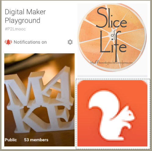 Slice of Life~ My Maker Space