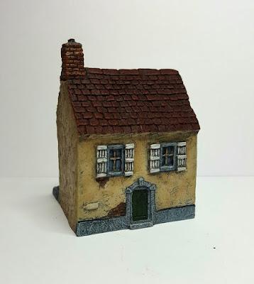 European Townhouse (#2)