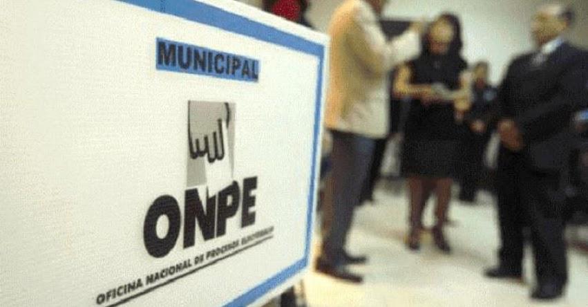 REFERÉNDUM 2018: Sepa cuánto es la multa por no ir a votar este domingo 9 de diciembre - ONPE - www.onpe.gob.pe