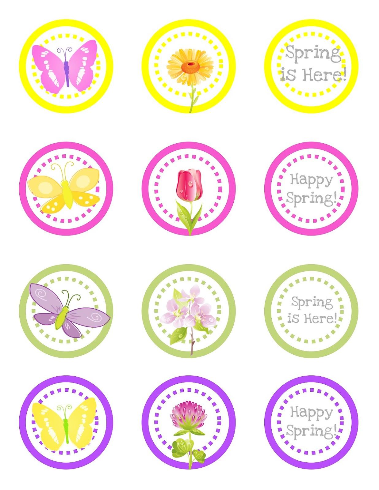 Free Printable April Showers Bring May Flowers Printable