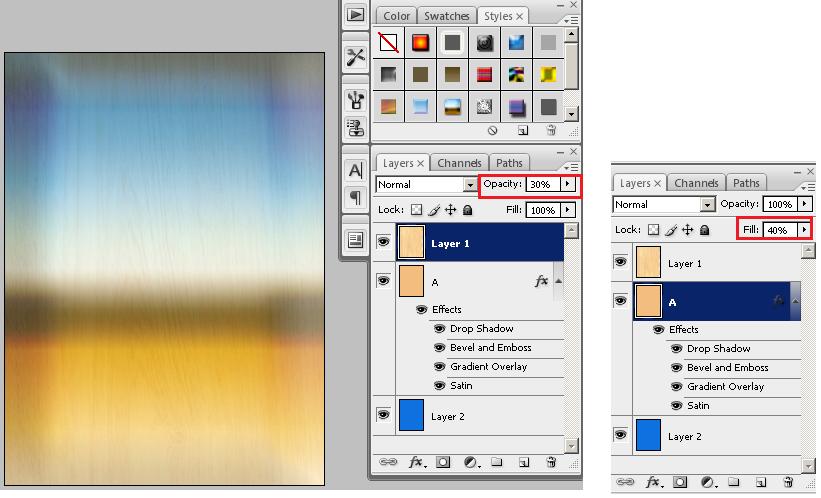 Fungsi Pallete Pada Photoshop - The Encoding