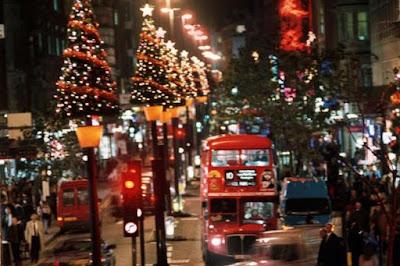Mengintai Krismas Di London