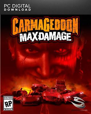 Carmageddon: Max Damage + CRACK PC Torrent (2016)