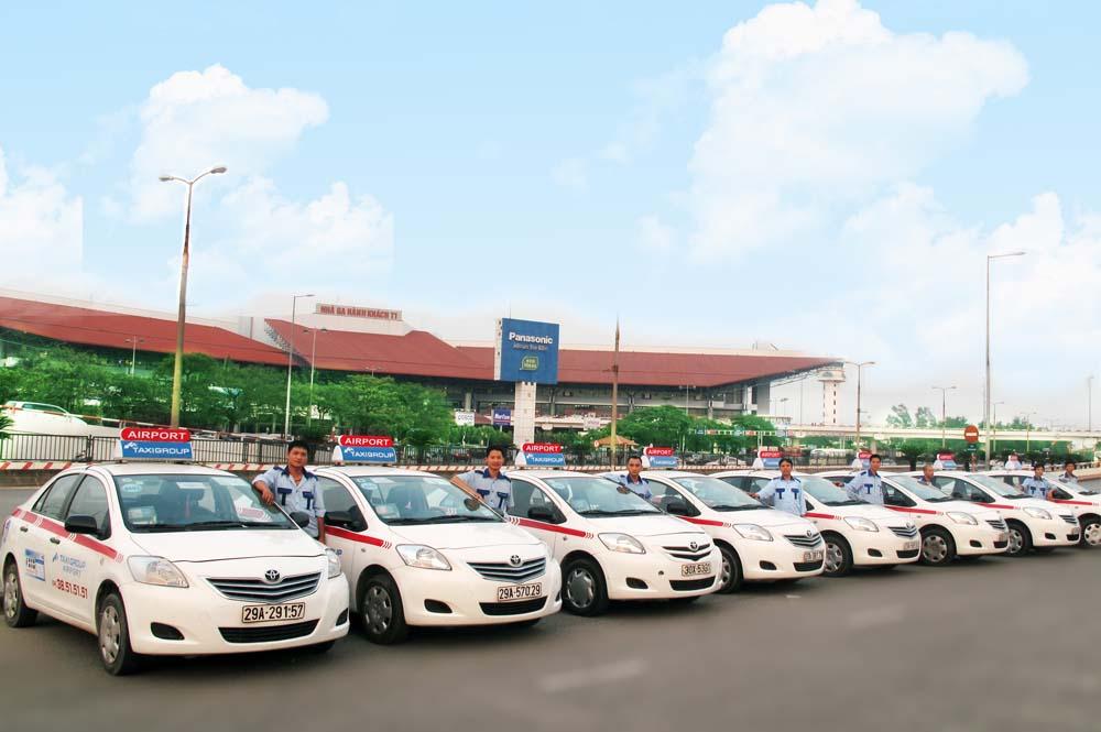 Danh sách tổng đài các hãng Taxi tại khu Ngoại Giao Đoàn